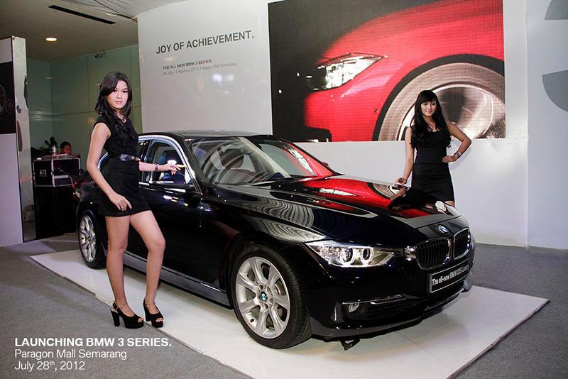 Lanuching BMW 3 Series
